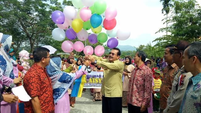 Seabad TK Asyiyah, di Limapuluh Kota Sudah 87 Tahun Berperan