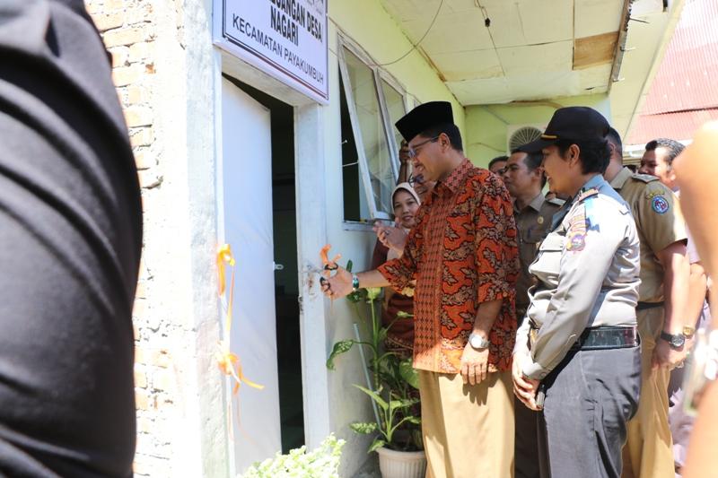 Launching Klinik   Irfendi Minta Kelola Keuangan Secara Profesional